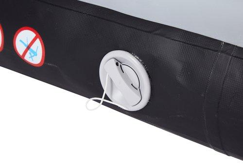 Tapete ginástica SIVFLY L100xC450xA15 cm