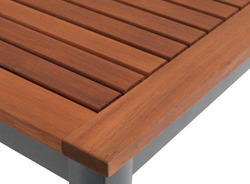 Stół YTTRUP S100xD210/300 drewno twarde