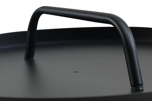 Masă de colt IDRE 45x52 neagră