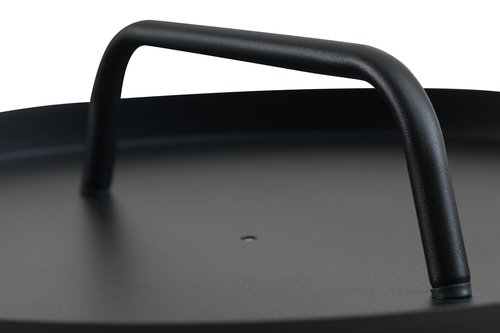 Stolik IDRE Ś45xS42 czarny