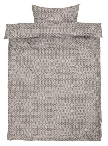 Påslakanset EVA 150x210 grå