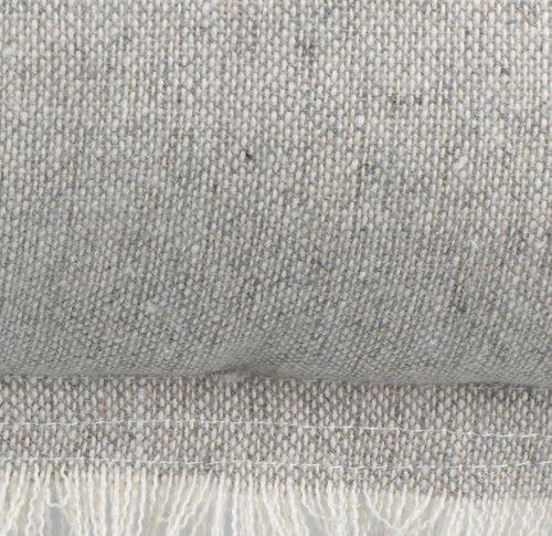 Възглавница KLOKKELYNG 45x45 см сива