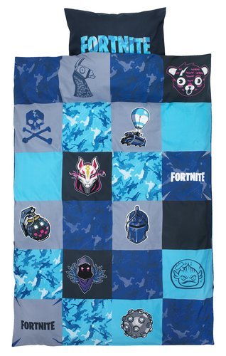 Bedding set FORTNITE SGL