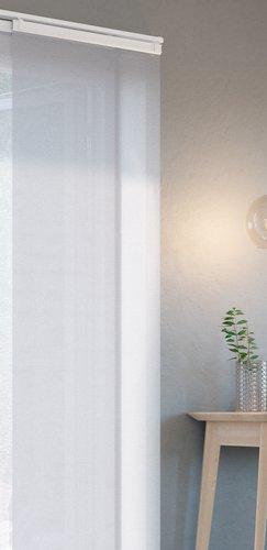 Panelna zavesa TUSTNA 60x300 cm bela