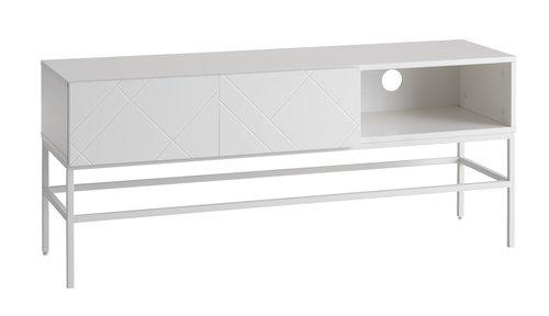 TV-bord LADBY hvid