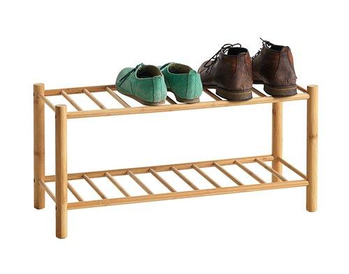 Regał na buty VANDSTED 2 półki bambus