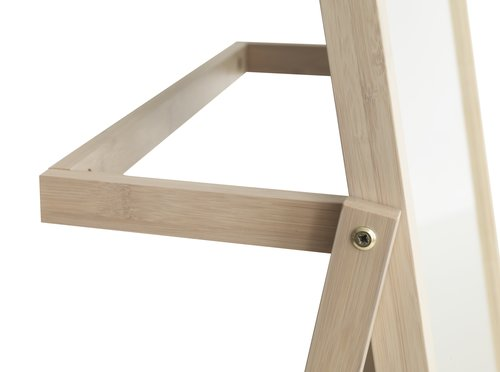 Spiegel LANDBOLYST 51x171 bamboe