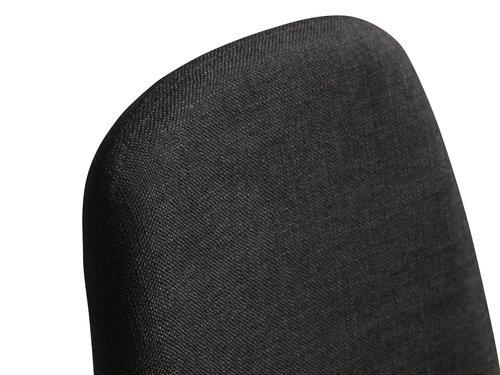Jedálenská stolička JONSTRUP čier./zlatá