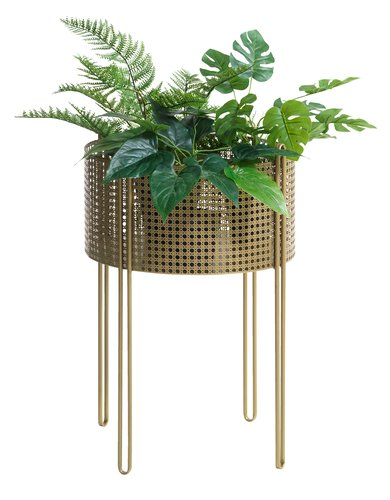 Ящик для рослин GULDBORG золотий