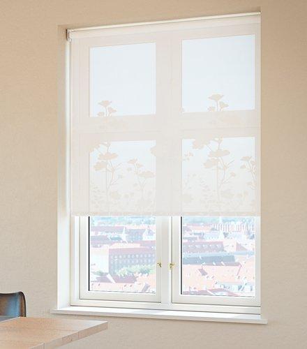 Rolós függöny HISINGEN 80x170 fehér