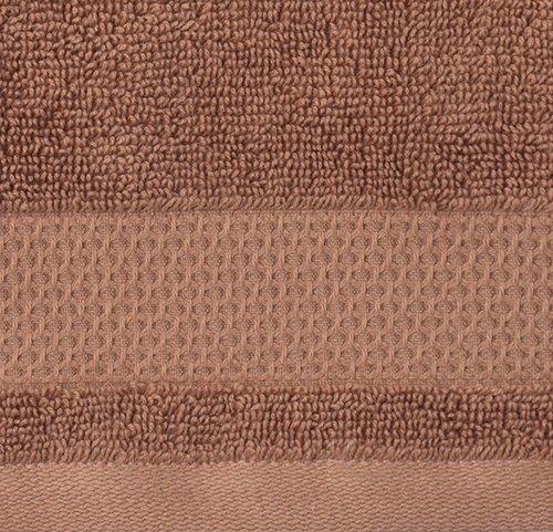 Kylpypyyhe NORA 70x140 vaaleanruskea