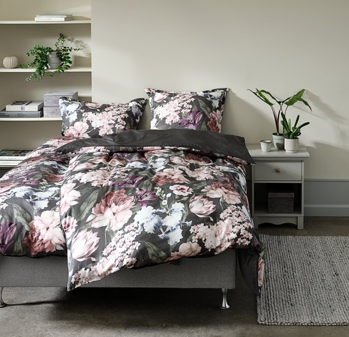 Duvet cover ASTA Sateen SGL purple