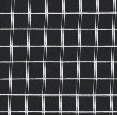 Pościel KARIN 2C biały/czarny