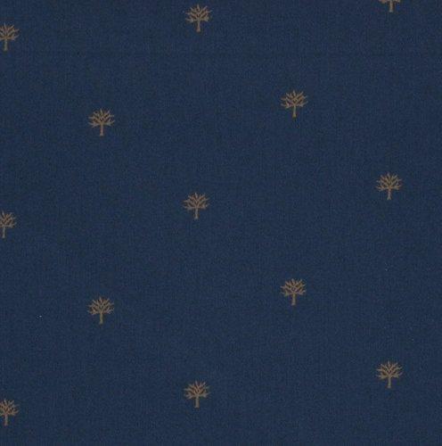 Posteljnina STELLA 140x200 cm modra