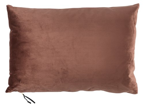 Cushion LILJE velour 35x50 rose