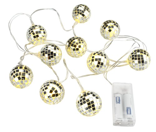 Φωτάκια αλυσ. ELDUR Μ165cm μ/10 LED