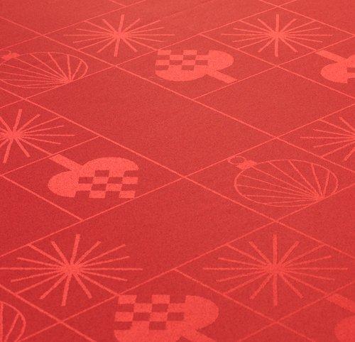 Dug GULDSTEN 140x320 rød