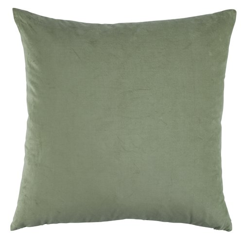 Ryggkudde FJELLFIOL 60x60 grön