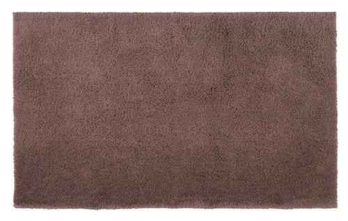 Постелка за баня KARLSTAD 70x120 сивокаф