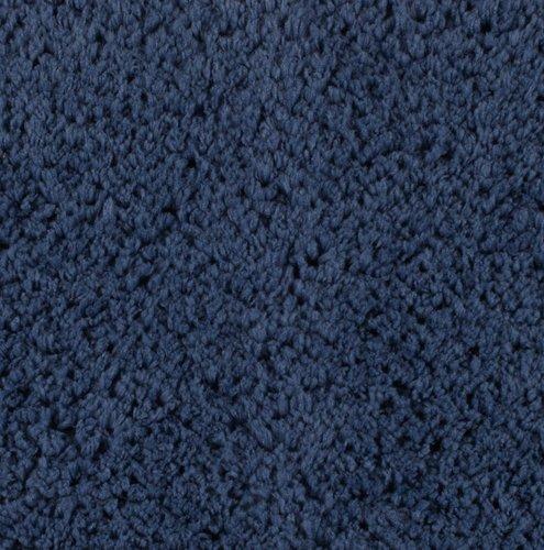 Килимок для ванної KARLSTAD 70x120 т.син