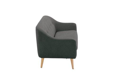 Sofa GENTOFTE 2,5-Sitzer grau