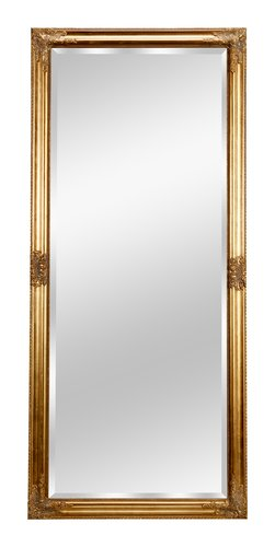 Miroir KOPENHAGEN 72x162 doré