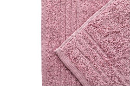Toalha hóspedes PREMIUM rosa