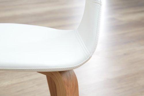 Cadeira jantar HOLSTEBRO branco