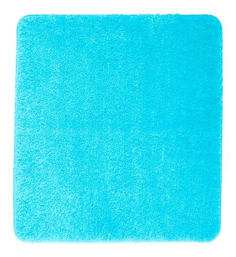 Tapis bain UNI DE LUXE 45x50 turquoise
