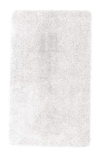 Tapis de bain UNI DE LUXE 65x110 blanc