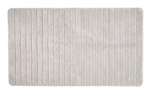 Alfombrilla baño IMPERIAL 65x110 gris