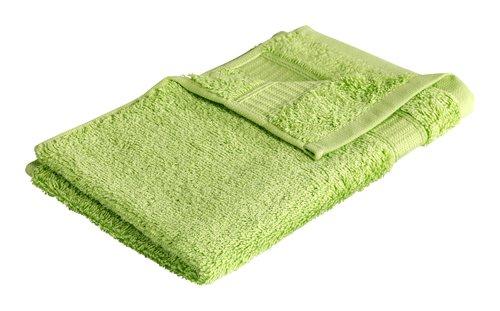 Gästehandtuch KRONBORG DE LUXE grün