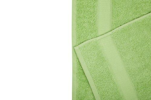 Handtuch KRONBORG DE LUXE grün
