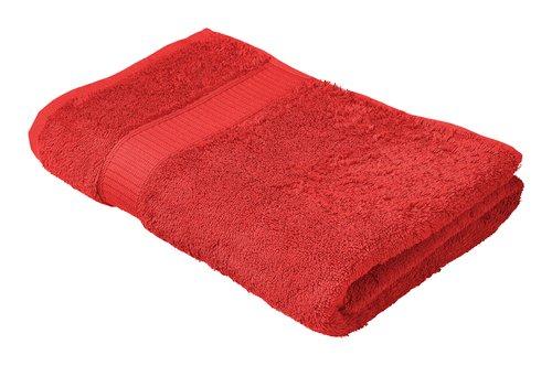 Duschtuch KRONBORG DE LUXE rot