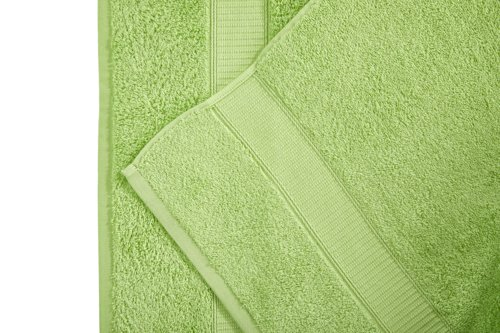 Badelaken KRONBORG DE LUXE grün