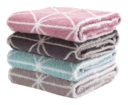 Asciugamano GRAPHIC antracite