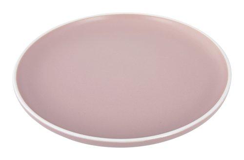 Piatto ELIAS Ø20cm rosa