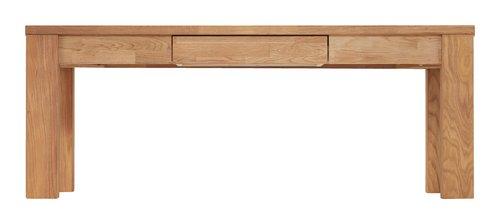 Table basse ODIN 70x120 chêne
