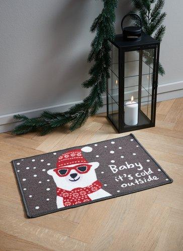 Doormat CINNOBER 40x60 ass.
