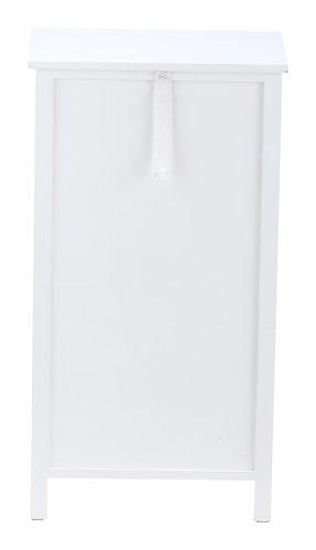 KOM KLIPPEDE 6 Schubladen weiß/grau