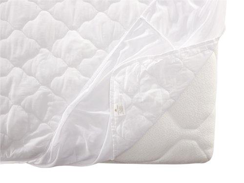 Proteggi materasso 140x200cm bianco