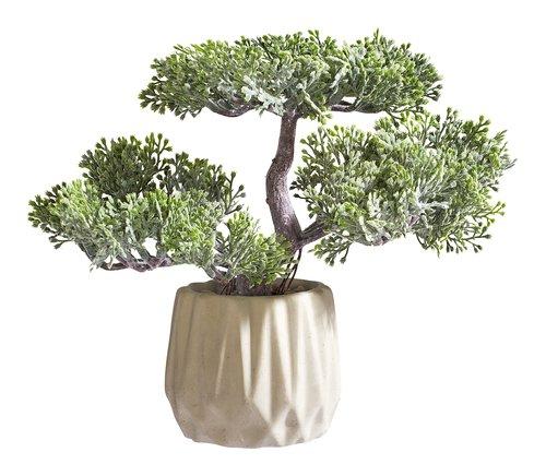 Planta artificial BRYNJAR A22cm c/vaso