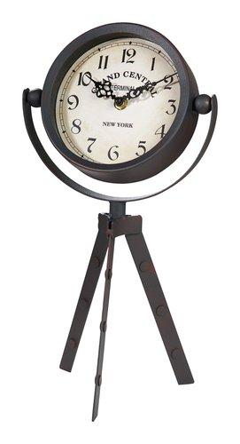 Reloj EMANUEL A17xL15xA37cm negro/blanco