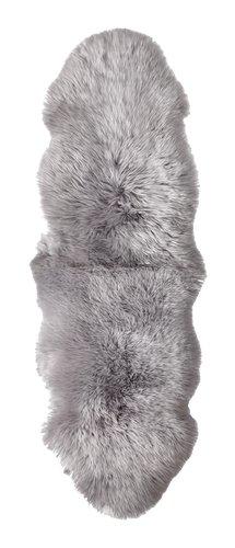 Pele cordeiro KEJSERLIND 50x160 cinzento