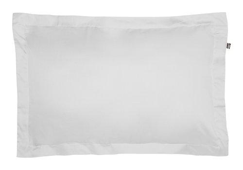 Federa raso 50x80 bianco