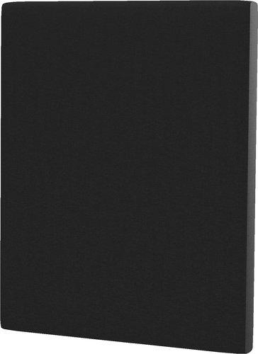 Sengegavl H10 PLAIN 180x115 svart-10