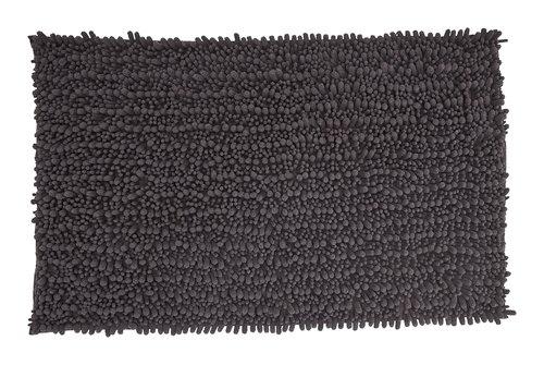 Badematte MICRO CHENILLE 45x50 anthrazit