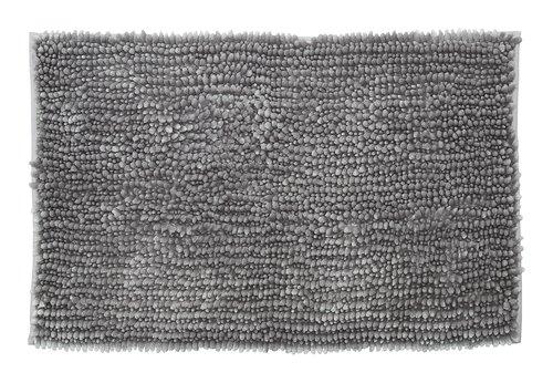 Tapete banho BERGBY 50x80 cinzento cl
