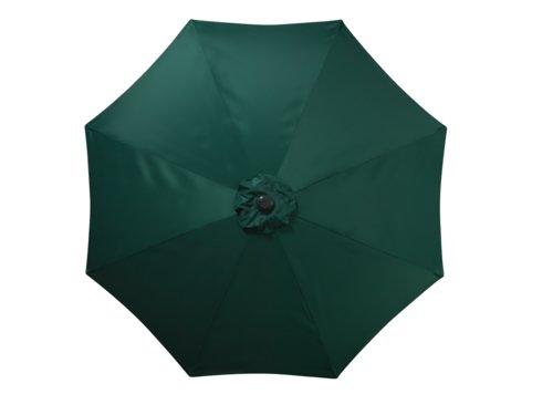 Ombrellone GAMMELTOFT Ø300 verde scuro