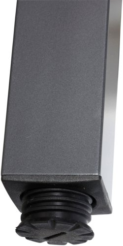 Bartisch ATLANTA 80x152 grau